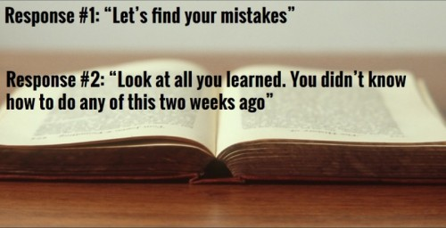 lets find your mistakes